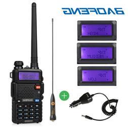 Baofeng UV-5RTP V/UHF 8W FM Ham Two-Way Radio + Extra Long A