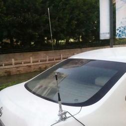 UV Dual Band Mobile Car Radio Antenna Receive Scanner Diamon