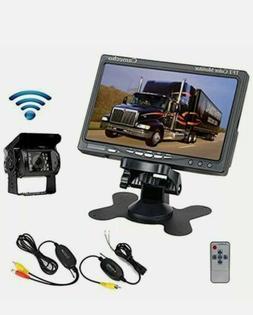 Camecho Vehicle Backup Cameras RC 12V 24V Car Backup Camera