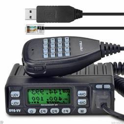 Leixen VV-898 VHF/ UHF 136-174/400-470MHz Car Truck Mobile R