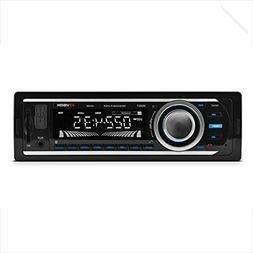 XO Vision Wireless Bluetooth Car Stereo Receiver USB Port SD