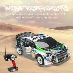 Wltoys K989 1/28 2.4G 4WD Brushed RC Car High Speed Radio Co