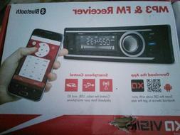 XO Vision XD107 Wireless Bluetooth Car Multi Media Receiver