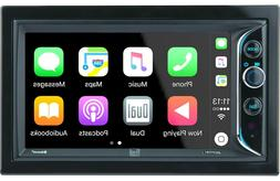 "Dual XDCP97BT 6.2"" LCD Digital Multimedia Touch Screen Doubl"