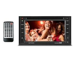 "XO VISION XOD1754 6.2"" TOUCHSCREEN DVD MP3 USB SD BLUETOOTH"