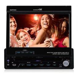 XOVision Automobile Audio/Video GPS Navigation System - 7 -